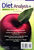 Diet Analysis Plus 5.1 for Macintosh 9780534594169
