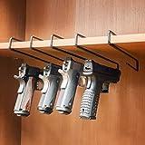 Generic YC-US2-160321-136 <8&32191> r Stand Rack Holde Holder Safety Hand Gun Hanger Cabinet Safe Pistol 5 Storage Rack Organizer Stand Hand Gun Ha