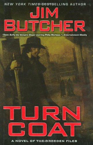 Turn Coat (The Dresden Files, Book 11) - Powell Contemporary Coat Rack