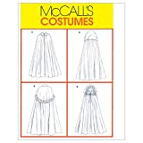 McCall's Patterns M4698 Misses' Capes, Size Z (LRG-XLG)