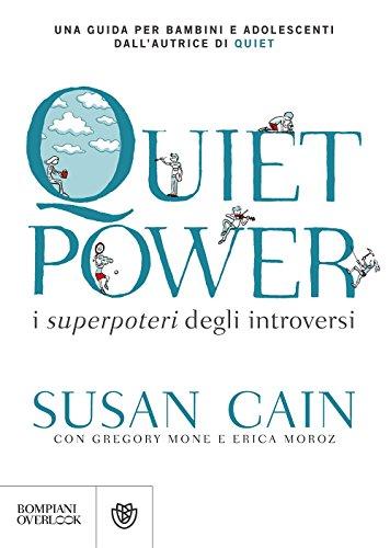 CAIN, SUSAN - QUIET POWER - CA