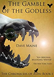The Gamble of the Godless (The Chronicles of Avin Book 1)