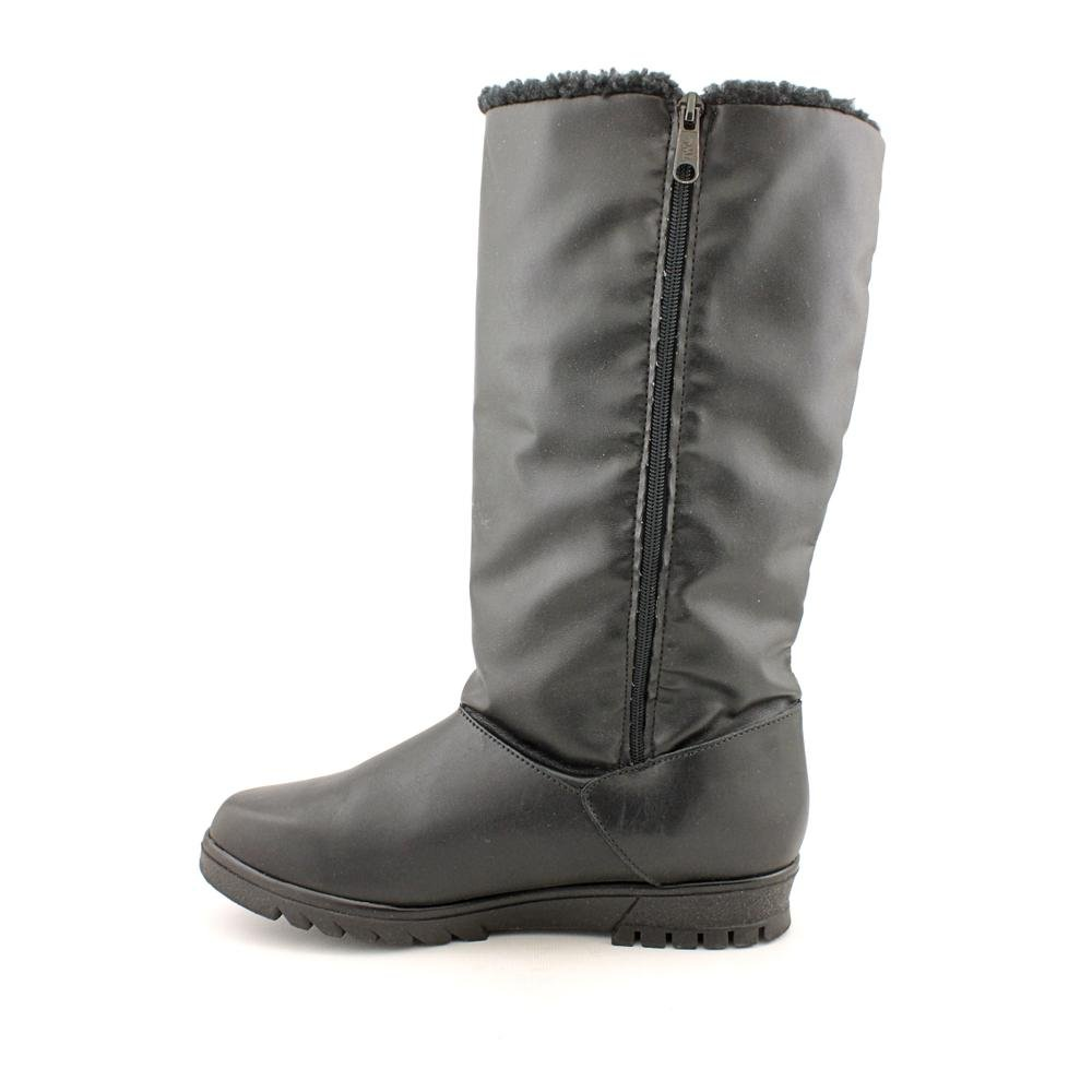 Toe Warmers Women Boots Glacier B000PD1DDA 9.5 N|Black/Black