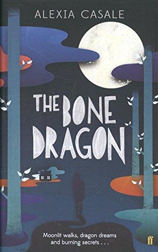 book cover of The Bone Dragon