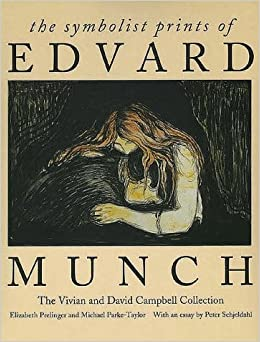 Book The Symbolist Prints of Edvard Munch: The Vivian and David Campbell Collection