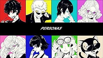Amazon com: XXW Artwork Persona 5 Poster Prints Wall Decor