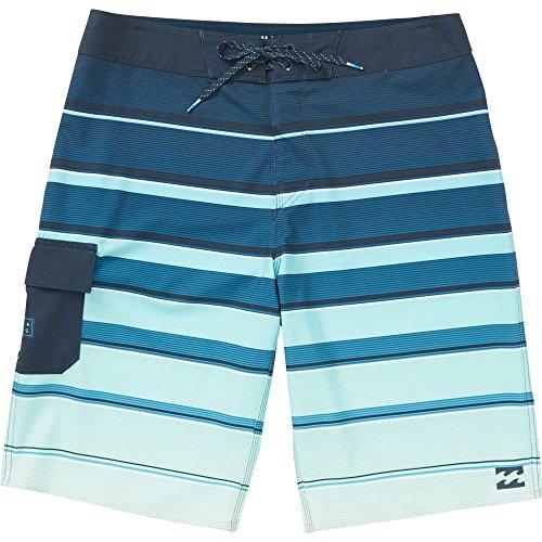 Billabong Men's All Day X Stripe Boardshort