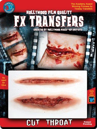 3d Fx Med Cut Throat ()