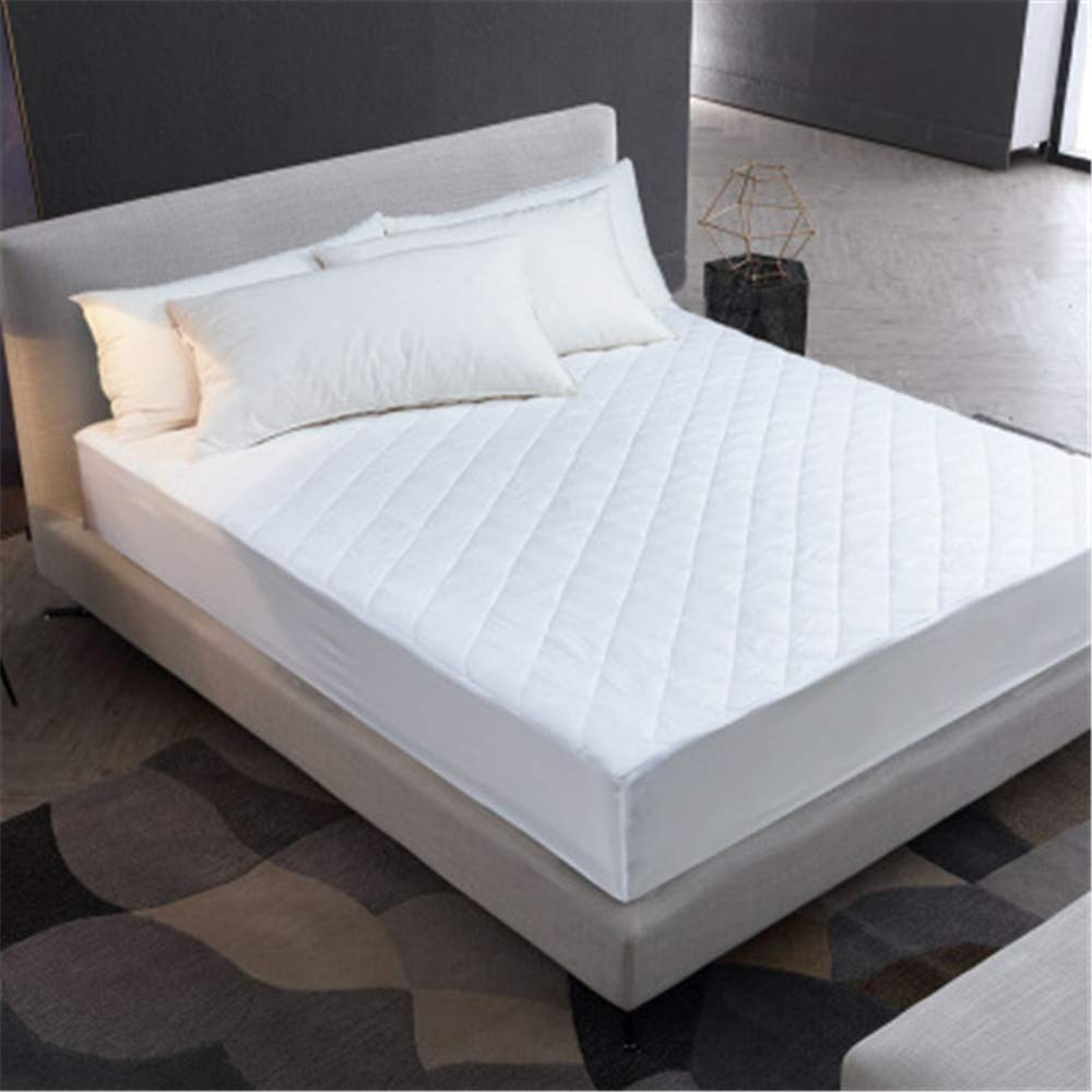 JUNDY Protector de colchón Impermeable hipoalergénico ...