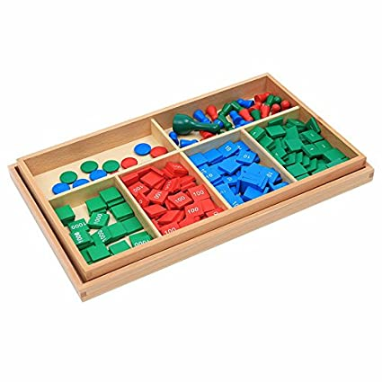Baby Toy Montessori Stamp Game Math Good Quality Early Childhood Education Preschool Training Kids Toys Brinquedos