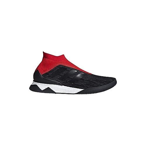 Adidas Predator Tango 18  TR - schwarz/rot, Gr. 42 EU