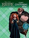 Brave Colouring (Disney Pixar Brave Film Tie in) by Disney (2012)