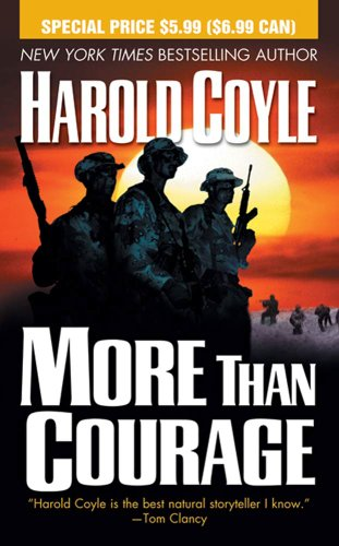 book cover of More Than Courage