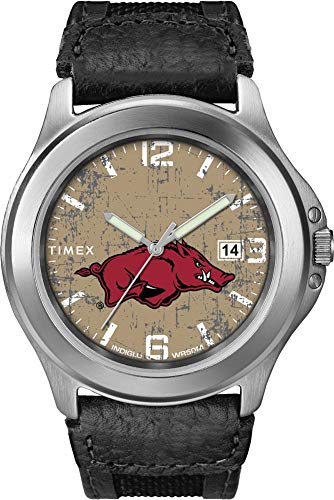 Timex Men's Arkansas Razorback Watch Old School Vintage Watch