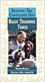Training The Companion Dog: III. Walking on Leash & Preventing Jumping Up [VHS]