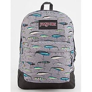 """Jansport """"Black Label Superbreak"""" Backpack School Book Bag Original Authentic"""