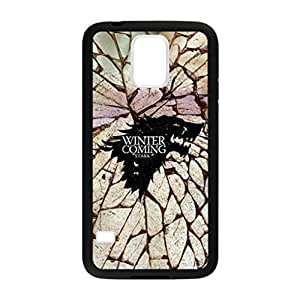 Game of Thrones Winterfell Pattern Image Case Cover Hard Plastic Case for Samsung Galaxy S5 i9600 Regular