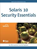 img - for Solaris 10 Security Essentials book / textbook / text book