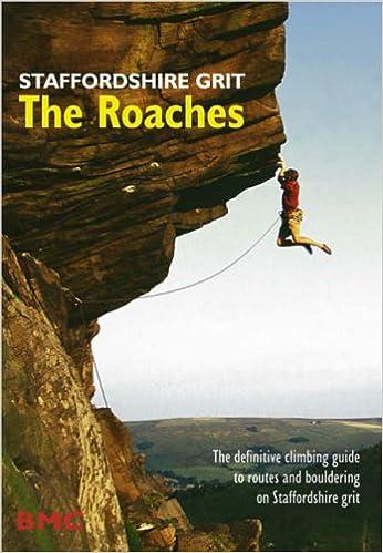 The roaches walking & climbing guide wild blighty.