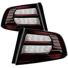 Xtune ALT-JH-ATL07-OE-RSM Acura TL Tail Light