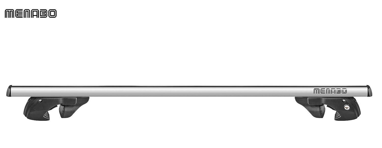 Barres de Toit Porte-Bagages Sherman XL pour Citro/ën C3 MK2 Picasso de 2008 /à 2015 avec Rails Traditionnels Ouverts