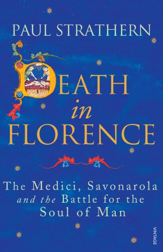 Book cover for Death in Florence