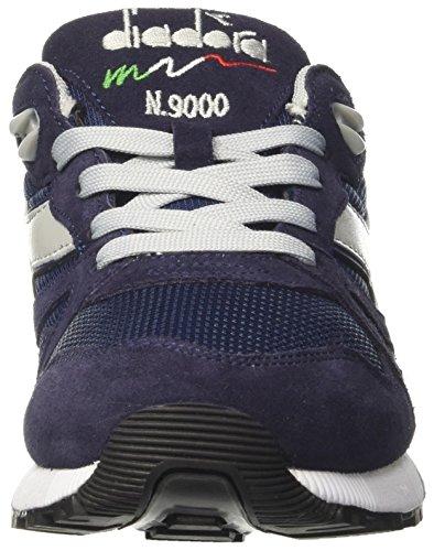Classico III Uomo Diadora Grattaciel Sneaker Blu Grigio Blu N9000 YRaYfwPq