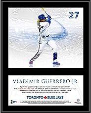 "Vladimir Guerrero Jr. Toronto Blue Jays 12"" x 15"" Sublimated Debut Plaque - Fanatics Authentic"