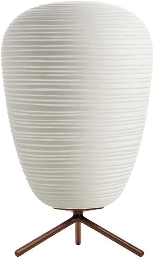 Foscarini Rituals lámpara de mesa (E27, 70 W, blanco: Amazon.es ...