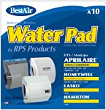 best air water pad - BestAir A10, Aprilaire Replacement, Metal & Clay Furnace Humidifier Water Pad, 10
