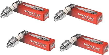Amazon.com: Champion Copper Plus Small Engine Spark Plug ...
