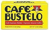 Cafe Bustelo Espresso Coffee, Pack of 6 (10 Ounce Bricks)