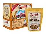 Bob's Red Mill Honey Oat Granola, 12 Ounce (Pack of 4) (Package May Vary)