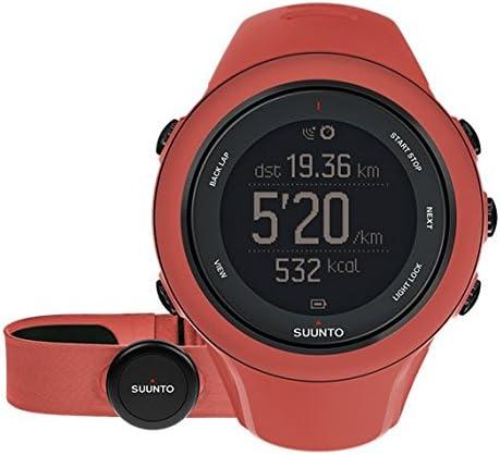 Suunto - Ambit3 Sport HR - SS021469000 - Reloj GPS Multideporte + ...