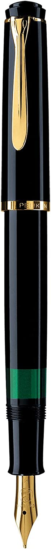 Pelikan M200 Fountain Pen Black Fine (993915)