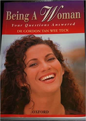 Being a Woman: Your Questions Answered: Amazon co uk: Gordon