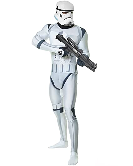 Amazon.com: star wars Stormtrooper Disfraz de adulto de ...