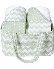 Trend Lab 5 Piece Baby Bath Gift Set
