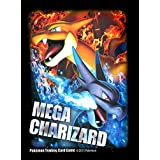 Pokemon - Mega Charizard X and Y Trading Card Sleeves (Pack of 65)