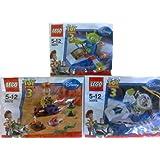 LEGO 30070+30072+30073 レゴ トイストーリー