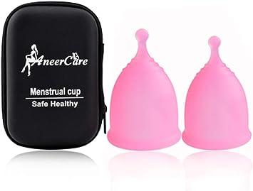 Copa Copa menstrual Colector de silicona médica Menstrual ...