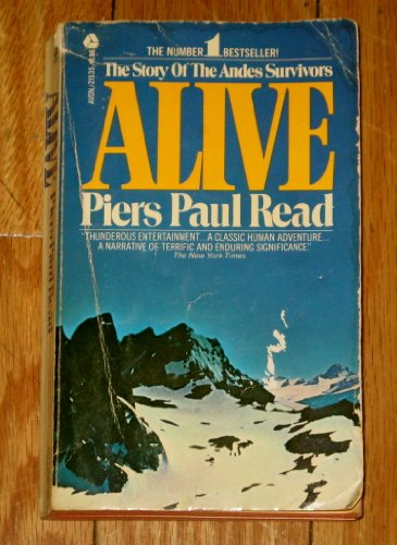 a literary analysis of alive by piers paul read The death of a pope: a novel by piers paul read hardcover $500 read remains best known for alive literary fiction.