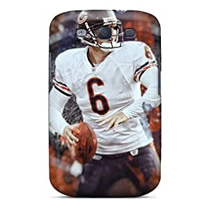 Hot Tpu Cover Case For Galaxy/ S3 Case Cover Skin - Chicago Bears
