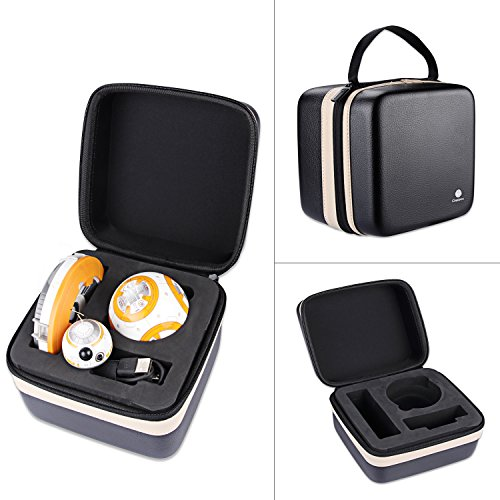 Hard Storage Travel Carrying Bag Case For Sphero Star Wars Bb 8 App Controlled Robot Storage Box   Stores Sphero Bb8   Cable And Accessories