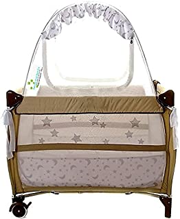 Best Travel Baby Crib Safety Tent Fits Pack N Play Tried and Tested - Safe and  sc 1 st  Amazon.com & Amazon.com : Graco Pack u0027n Play Canopy (Discontinued by ...