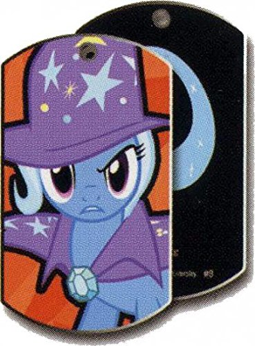 2013 My Little Pony Dog Tags  9 Trixie EnterPlay