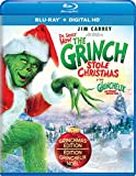 Dr. Seuss How The Grinch Stole Christmas (Blu-ray + Digital HD)
