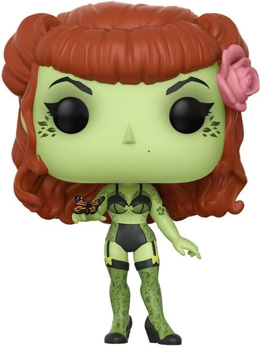 Funko Pop!- DC Bombshells Poison Ivy Figura de Vinilo, Multicolor (22887)