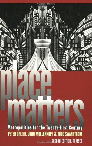 Place Matters: Metropolitics for the 21st Century Second Edition, Revised (Studies in Government and Public Policy)