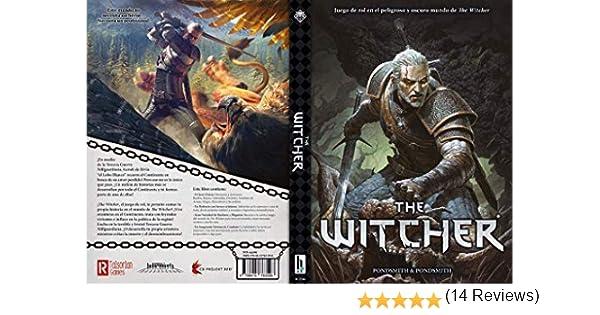 Holocubierta- The Witcher Libro Básico - Juego de rol - Español ...